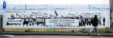 Easter rising 1916- 2016 equal rights and equal opportunities.