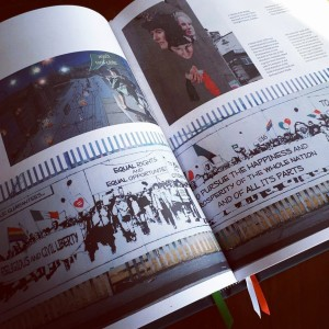 Centenary 2016 commemorative book